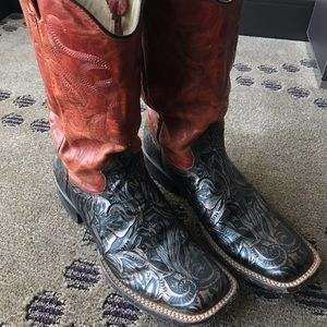Women's Roper Size 10.5 Boots -fit like size 10